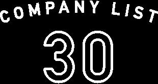 COMPANY LIST30