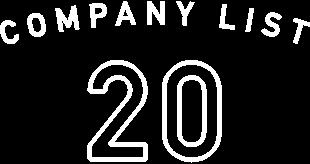 COMPANY LIST20